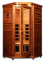 spring infrared sauna