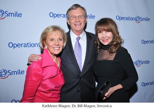 Kathleen Magee, Dr. Bill Magee, Veronica