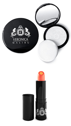 Invisible Blotting Powder and Vitamin C Lip Treatment