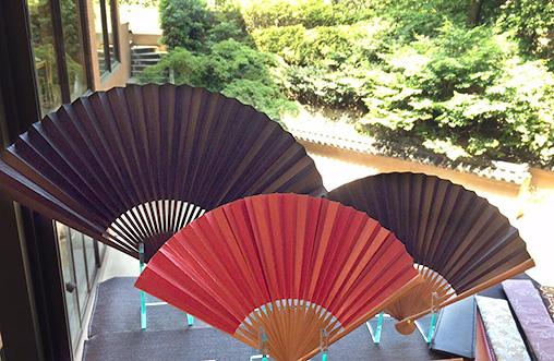 japananese folding fans