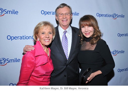 Kathleen Magee, Dr. William Magee, Veronica