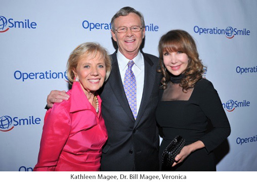 Kathleen Magee, Dr. Bill Magee, Veronica